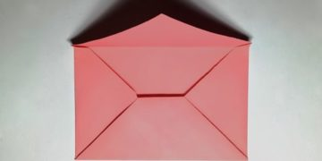 Письмо из конверта