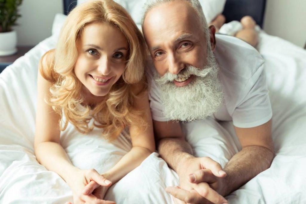 Разновозрастные браки