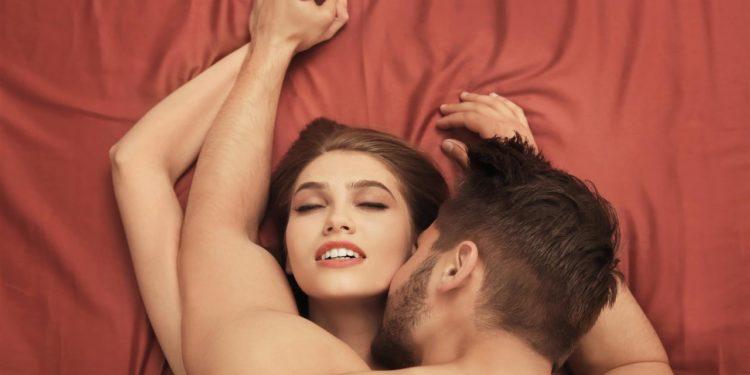 Симуляция мужского оргазма