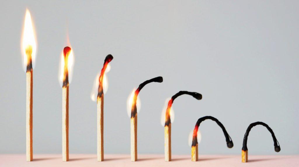 Профессиональное выгорание