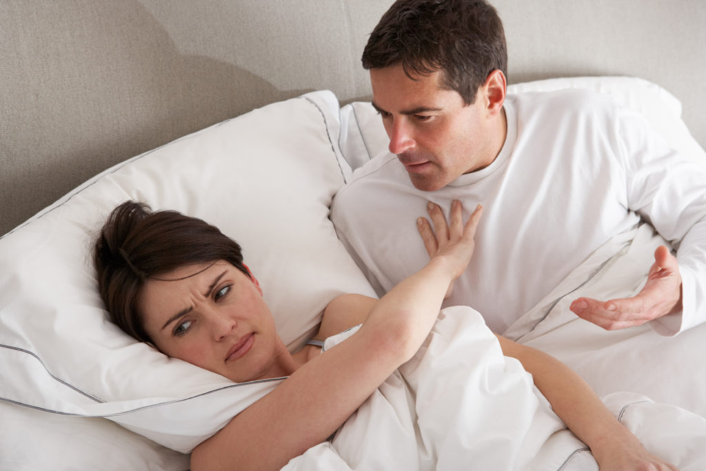 половая холодность