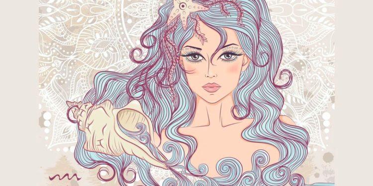 женщины водолеи